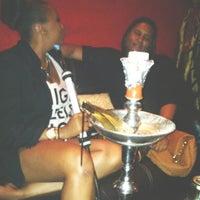 Photo taken at Black Myst Hookah Lounge by Rasheeda W. on 10/21/2012