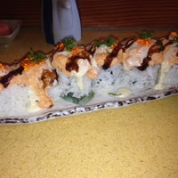 Photo taken at Umi Sushi Boat by Ruby R. on 5/11/2013