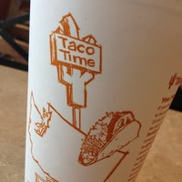 Photo taken at Taco Time by Rob J. on 10/10/2012
