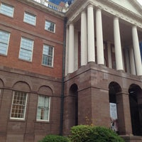 Photo taken at Connecticut's Old State House by Thomas F. on 10/31/2013