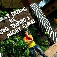 Photo taken at Zoo Taiping & Night Safari by Clark C. on 6/27/2013