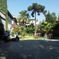Photo taken at Universidad Alberto Hurtado by Patricio R. on 3/15/2013