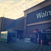 Photo taken at Walmart Supercenter by Willie M. on 10/24/2014