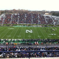 Photo taken at Ryan Field by Kelsey P. on 11/24/2012