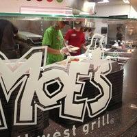 Photo taken at Moe's Southwest Grill by Jenn C. on 12/30/2012