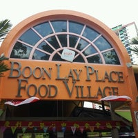 Photo taken at Boon Lay Place Market & Food Centre by Raja M. on 8/12/2013