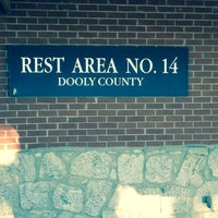 Photo taken at Rest Area #14 (Dooly County) by Constant T. on 10/24/2013