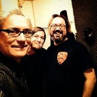Photo taken at Flood Music Studios by Jason S. on 1/11/2015