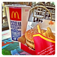 Photo taken at McDonald's by Anderson H. on 9/18/2013