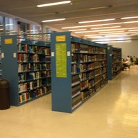 Photo taken at Biblioteca General by Sebastian V. on 4/23/2014