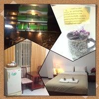 Photo taken at Regent Lodge Lampang by Jutinun V. on 12/31/2013