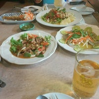 Photo taken at ร้าน Sun Smile by Jutinun V. on 6/2/2014