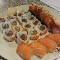 Photo taken at Sushi Ya by Devin H. on 10/25/2014