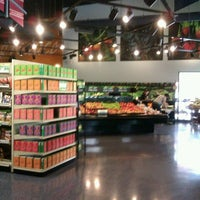 Photo taken at Native Sun Natural Foods Market by Kia F. on 3/8/2012