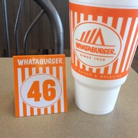 Photo taken at Whataburger by Alcides E. on 9/17/2016
