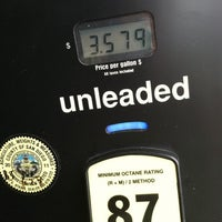 Photo taken at Costco Gas by Liza on 7/12/2012