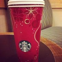Photo taken at Starbucks by Wendy on 11/5/2013