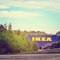 Photo taken at IKEA by Jussi K. on 7/4/2013