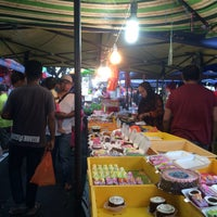 Photo taken at Pasar Malam Port Dickson by Nor A. on 4/23/2016
