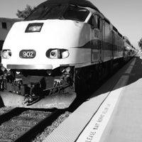 Photo taken at Metrolink Riverside-La Sierra Station by Stephen L. on 4/21/2012