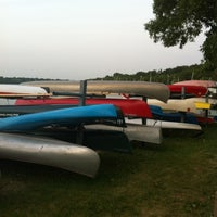 Photo taken at Lake Harriet by Mary W. on 7/6/2012