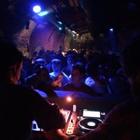 Photo taken at Gare Club by Marie L. on 1/1/2015