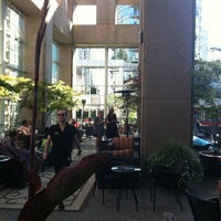 Photo taken at The Westin Grand, Vancouver by Irina G. on 7/20/2013
