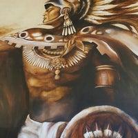 Photo taken at El Huarache Azteca by Dwight L. on 7/8/2016