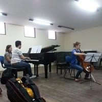 Photo taken at Auditório Gerardo Parente by Erick J. on 11/14/2014