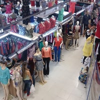 Photo taken at Mega Moda by Thom on 6/3/2015