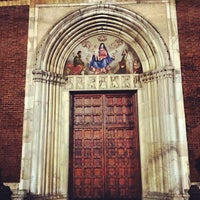 Photo taken at Chiesa di San Marco by Marco S. on 1/4/2013