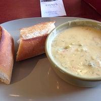 Photo taken at Panera Bread by Melinda B. on 9/9/2014