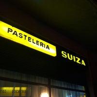 Photo taken at Pasteleria Suiza by Alfredo C. on 8/23/2014