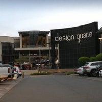 Photo taken at Design Quarter by Kuvashini M. on 12/19/2012