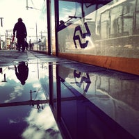 Photo taken at Station Utrecht Centraal by Anne Jan R. on 4/12/2013