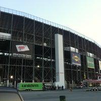 Photo taken at Dover International Speedway by Walter J. on 9/30/2012