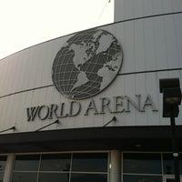 Colorado Springs World Arena Ice Hall