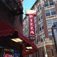Photo taken at Regina Pizzeria by Christian N. on 2/2/2013