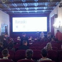 Das Foto wurde bei Kino Pod Baranami von Olek L. am 10/27/2012 aufgenommen