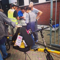 Photo taken at Olympia Haarlem by Ianus K. on 9/20/2014