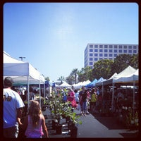 Photo taken at Irvine Farmers Market by Alex R. on 8/17/2013