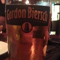 Photo taken at Gordon Biersch by Min-Jen C. on 10/12/2012