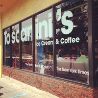Photo taken at Toscanini's by Michael P. on 7/24/2013