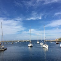 Photo taken at Rockport Harbor by Michael P. on 5/30/2016