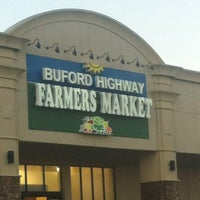 Photo taken at Buford Highway Farmers Market by Michael P. on 12/30/2012
