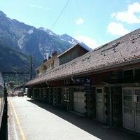 Photo taken at Gare SNCF de Modane by TTL on 6/16/2013