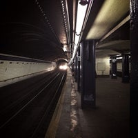 Photo taken at MTA Subway - High St/Brooklyn Bridge (A/C) by Max on 6/5/2013