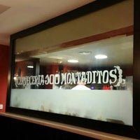 Photo taken at Cervecería 100 montaditos by Jorge P. on 2/25/2016