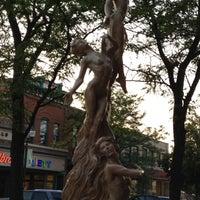 Photo taken at Minervas Restaurant by Jill N. on 7/4/2012