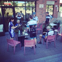 Photo taken at Green Bean Coffee Co. by Robert L. on 7/5/2014
